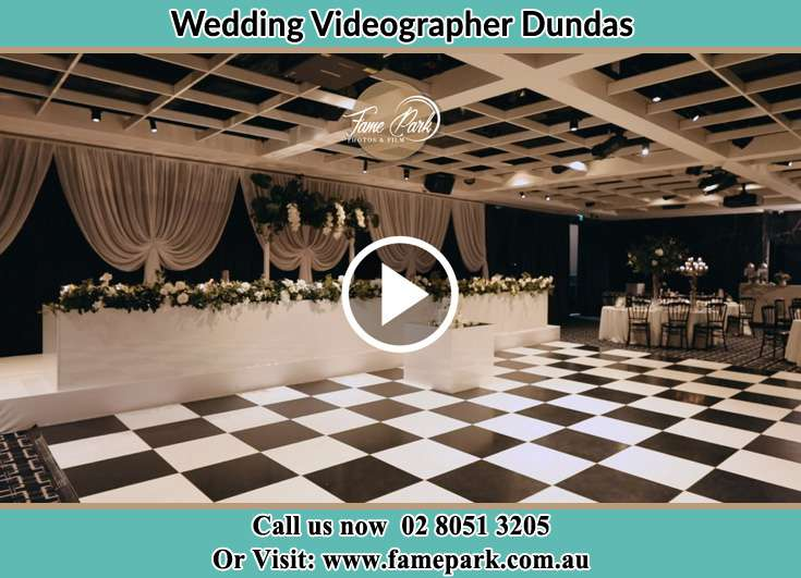 The reception venue Dundas NSW 2117
