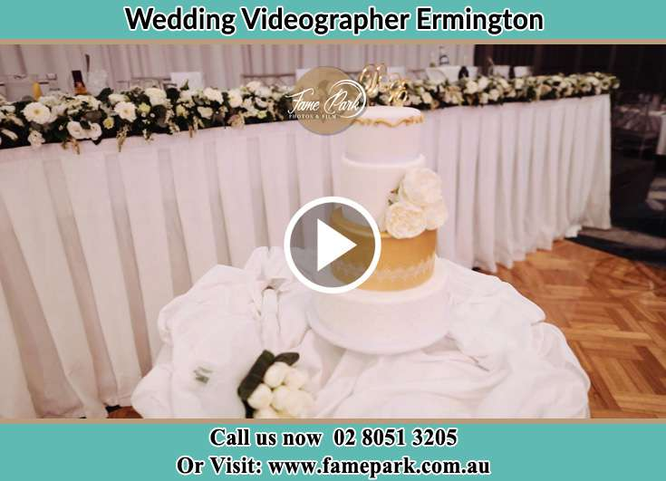 The wedding cake Ermington NSW 2115