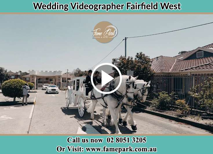 The wedding carriage Fairfield West NSW 2165