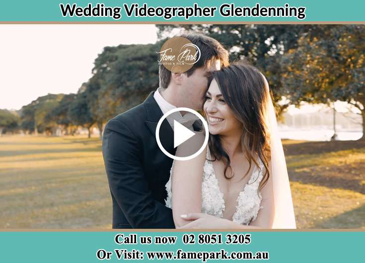 Bride and Groom hold each other at the park Glendenning NSW 2761