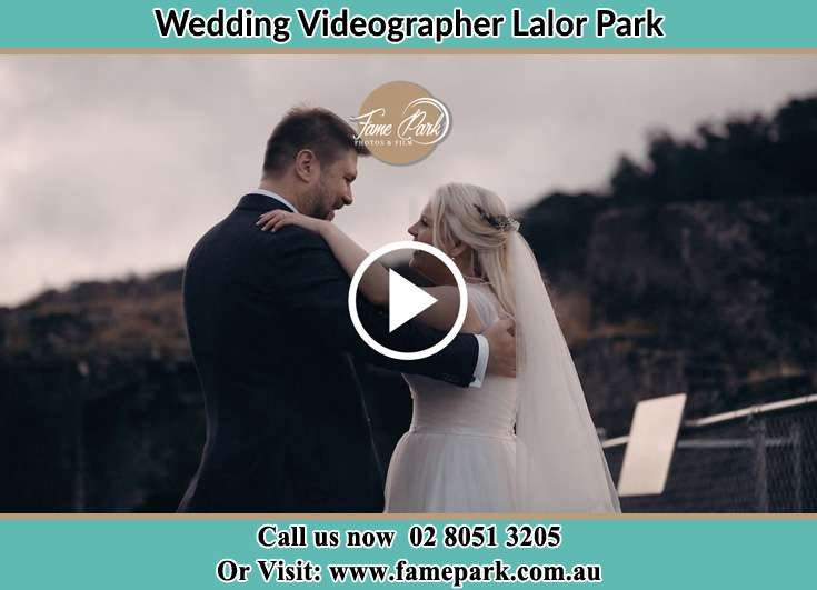 Bride and Groom holding each other Lalor Park NSW 2147