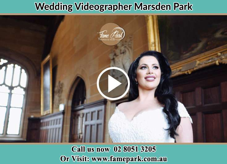 Bride at the church Marsden Park NSW 2765
