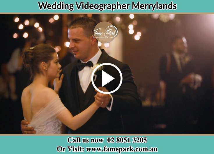 Bride and Groom dance at the dance floor Merrylands NSW 2160