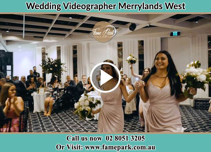 Bride secondary sponsors at the reception Merrylands West NSW 2160