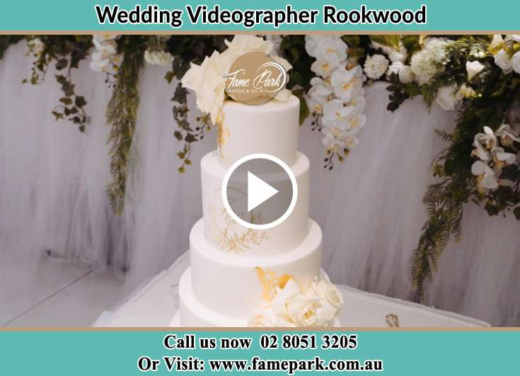 The wedding cake Rookwood NSW 2141