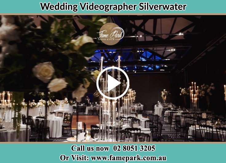 The reception Silverwater NSW 2128