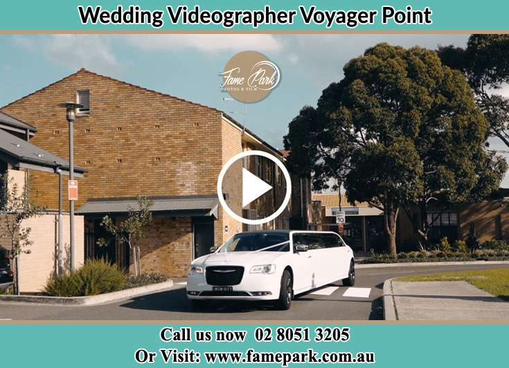The wedding car Voyager Point NSW 2172