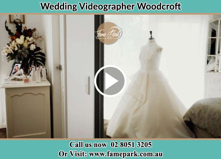 The wedding gown Woodcroft NSW 2767